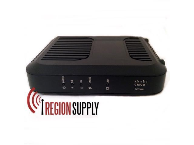 Cisco Dpc3008 Docsis 3 0 Cable Modem Linksys