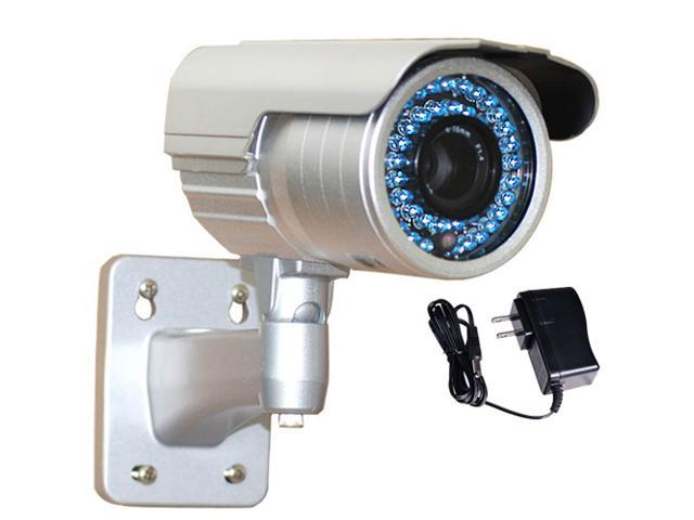 VideoSecu CCTV 1/3 inch Pixim DPS 690 TV Line 48 Infrared LEDs IR ...