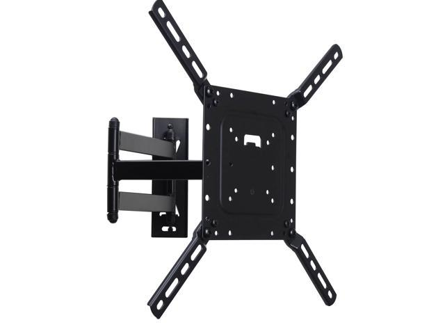 videosecu full motion articulating tv wall mount for most samsung 32 39 40 43 46 48 50 inch lcd. Black Bedroom Furniture Sets. Home Design Ideas
