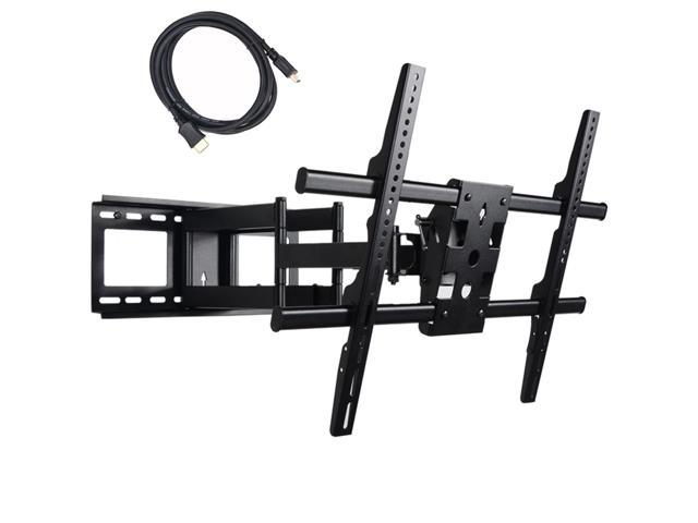 Videosecu Heavy Duty Articulating Full Motion Dual Arm