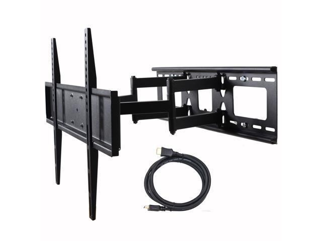samsung tv wall mount. videosecu dual arm tv wall mount for samsung 32-60 tv
