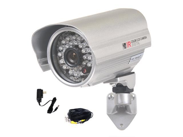 VideoSecu Outdoor Security Camera Built-in 1/3\