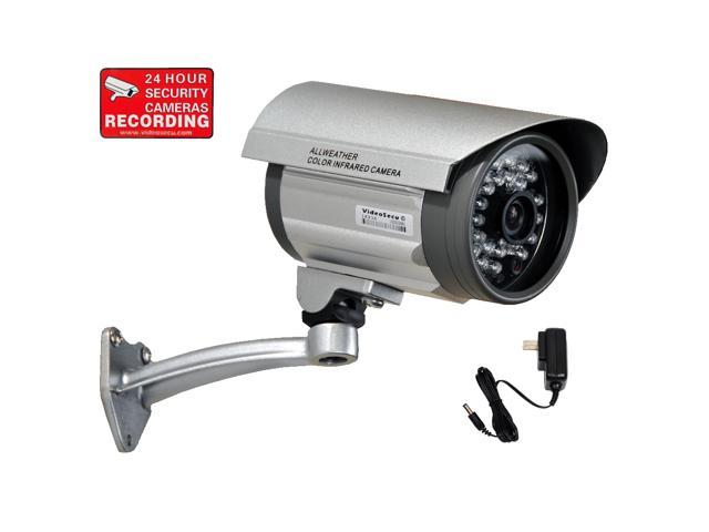 VideoSecu Outdoor IR Day Night Bullet Security Camera Infrared ...
