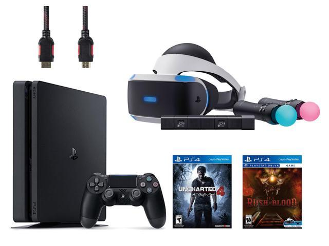 A Game That Starts With A Ps3 : Playstation vr start bundle items ps