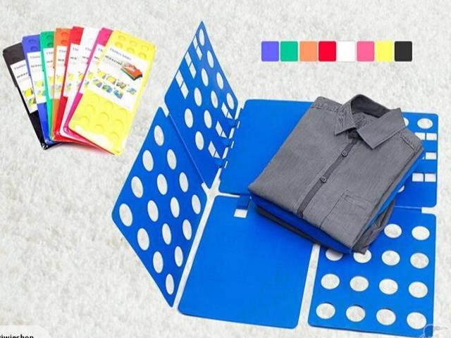 Kids Clothes Folding Board