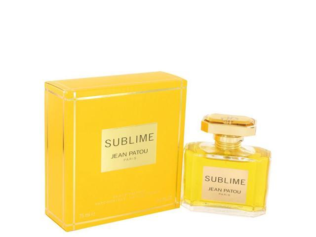 Sublime Perfume by Jean Patou, 2.5 oz Eau De Parfum Spray for Women