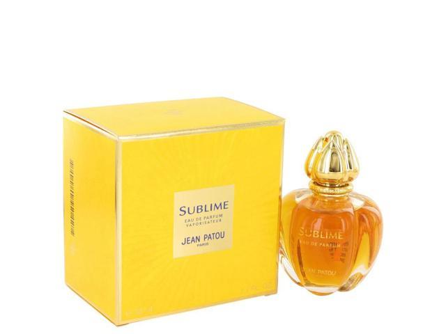 Sublime Perfume by Jean Patou, 1.7 oz Eau De Parfum Spray for Women