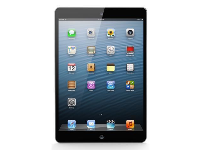 apple ipad 4th generation a1458 16gb wi fi   black