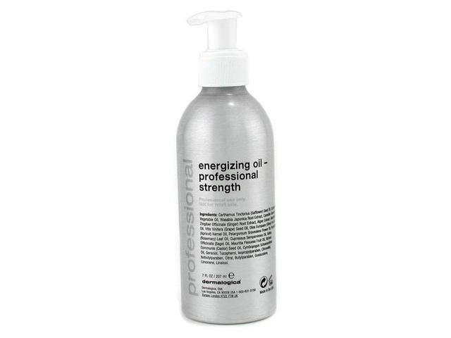 Dermalogica - Body Therapy Energizing Oil - Professional Strength (Salon Size) 207ml/7oz