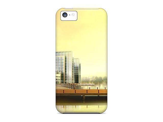 Snap on cases designed for iphone 5c architecture 3d for Iphone 7 architecture