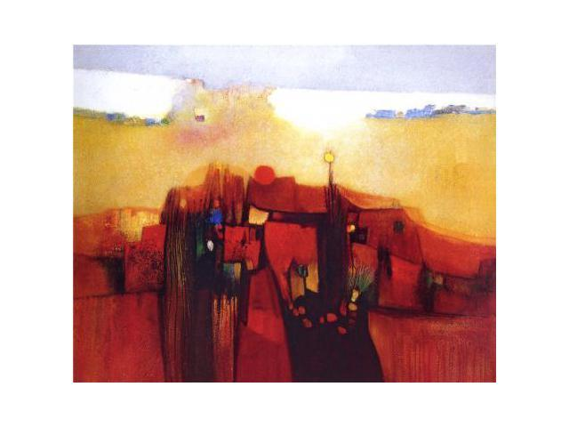 Canvas Prints Of Oil Painting 39 Contemporary Abstract On Canvas 39 16 X 20 Inch 41 X 51 Cm