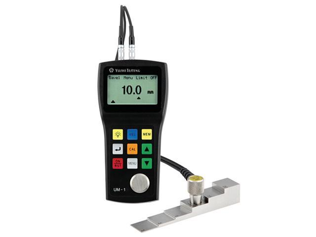 YS UM-1 Ultrasonic Coating Thickness Gauge Meter UM-1 0.8mm-300mm 0.1mm UM1