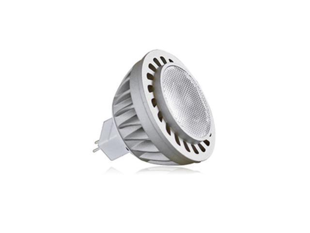 Sunsun MR16 MR 16 / 5.5 Watt / 35 watt Halogen replacement / 350 lumen / 3000k / 36 Degree Beam Angle / UL/Warm Light
