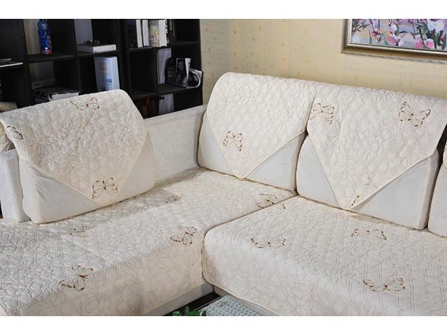 Quilted Embroidery Sectional Sofa Couch Slipcovers  : A76H1307597784190695609zPqfwGucF from www.newegg.com size 640 x 480 jpeg 43kB
