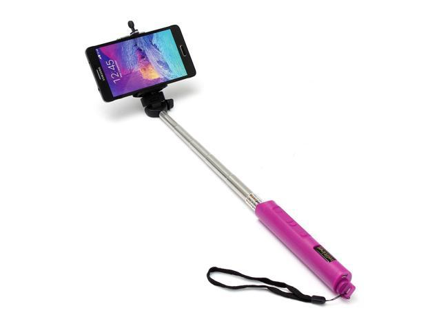8color rechargeable handheld bluetooth remote selfie stick monopod extendable for cell phone. Black Bedroom Furniture Sets. Home Design Ideas