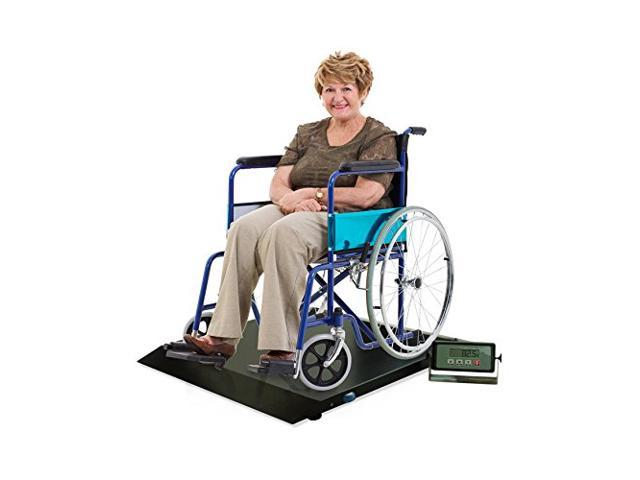 Angel POS NEW Digital Floor Wheelchair Scale Platform Medical Electronic