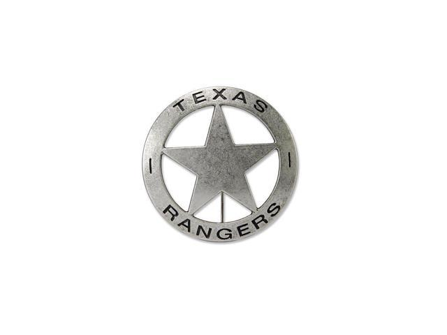 The Lone Ranger Prop Replica Standard Ranger Badge
