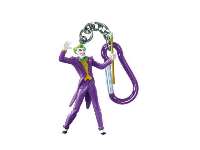 Batman's Joker Figural PVC Key Ring