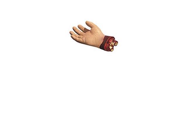 Rubberfoam Filled Cut Off Hand Prop