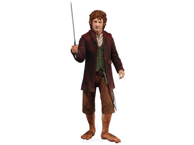 The Hobbit An Unexpected Journey Bilbo Baggins 1:4 Scale 12