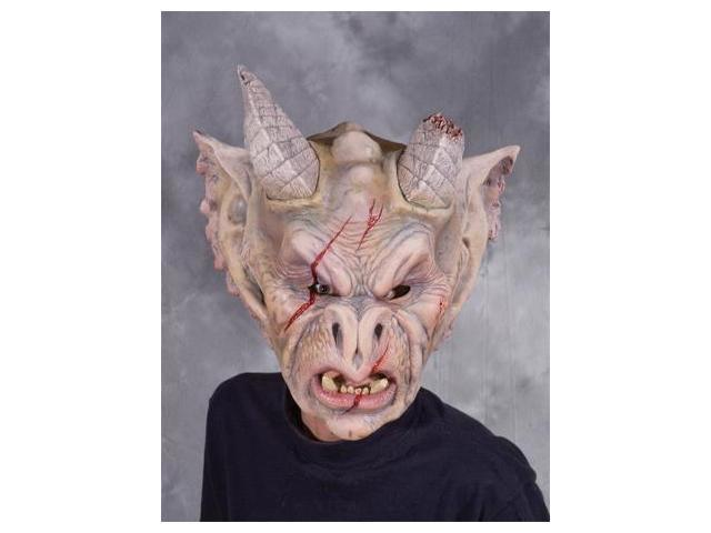 Gargoyle Adult Costume Mask By Anthony Kosar One Size