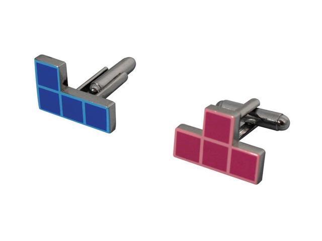 Tetris Cufflinks 2 Pack