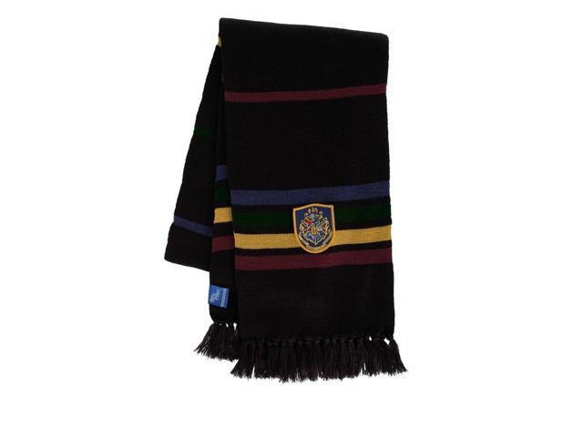 Harry Potter Hogwarts Black Scarf Costume Accessory One Size
