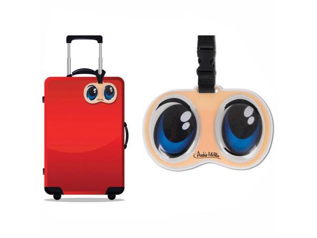 Anime Eyes Luggage Tag Accessory