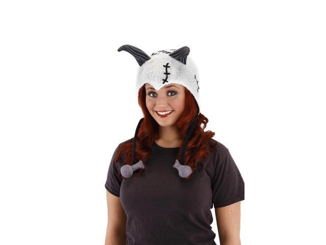 Frankenweenie Sparky Costume Laplander Hat Adult One Size