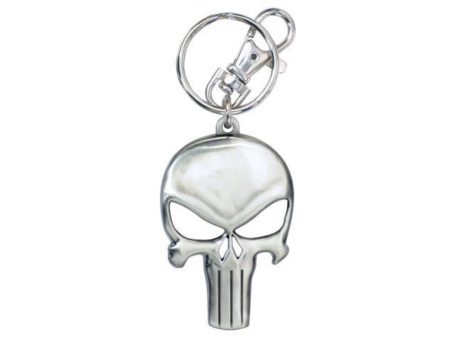 Marvel Punisher Pewter Key Ring