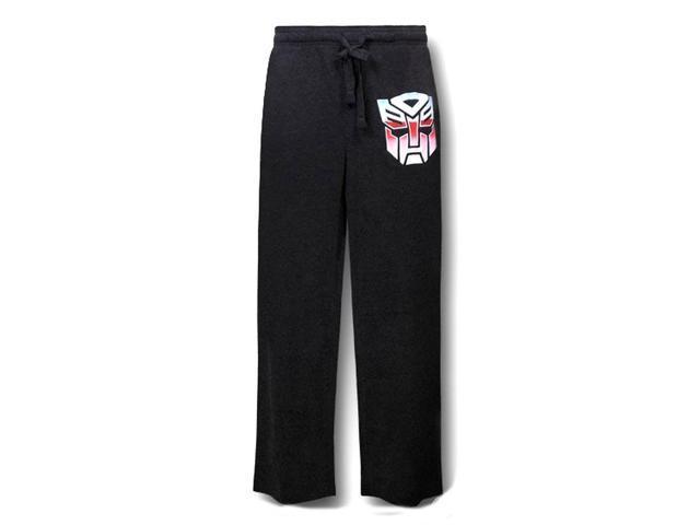 Transformers Autobot Logo Pajama Lounge Pants Medium