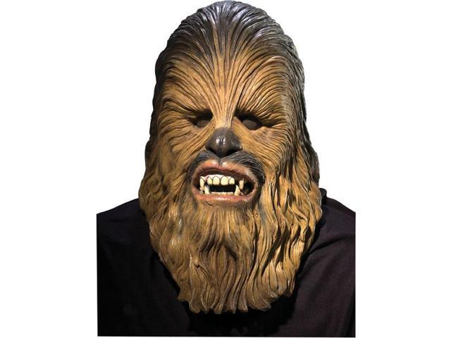 Chewbacca Deluxe Mask - One Size