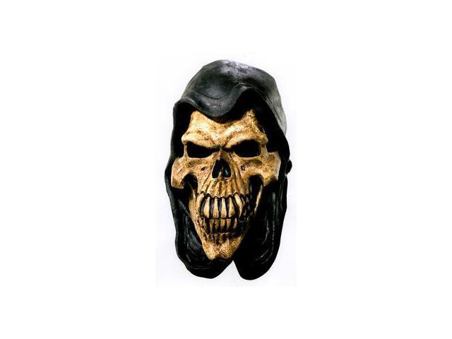 Grim Reaper Deluxe Large Mask Adult Size