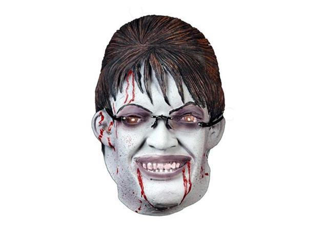 Alaska Palin Rogue Zombie Mask