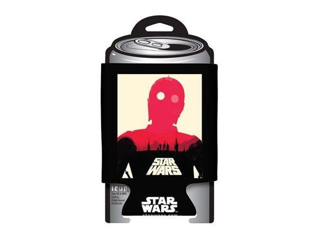 Star Wars C-3Po Movie Poster Can Huggie