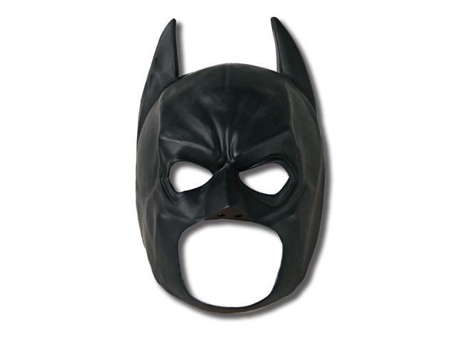 Batman 3/4 Costume Mask Child One Size