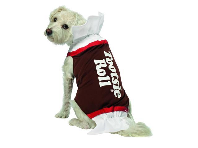 Tootsie Roll Pet Dog Costume Large