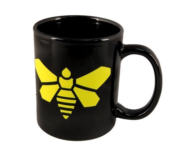 Breaking Bad Yellow Moth Ceramic Coffee Mug