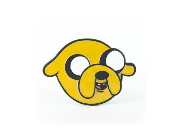 Adventure Time Belt Buckle: Jake