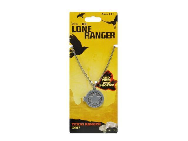 The Lone Ranger Texas Ranger Locket