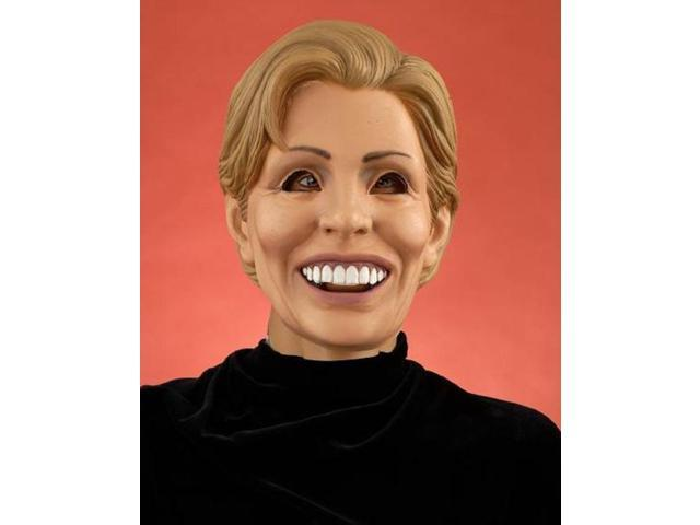 Deluxe Hillary Clinton Mask Adult