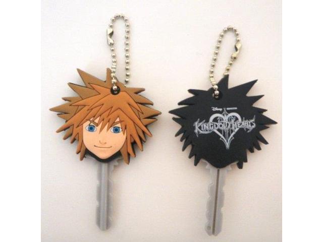 Disney Soft Touch Key Cover Kingdom Hearts Sora