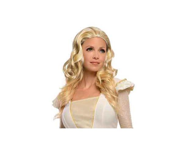 Oz The Great And Powerful Glinda Blonde Costume Wig Adult One Size