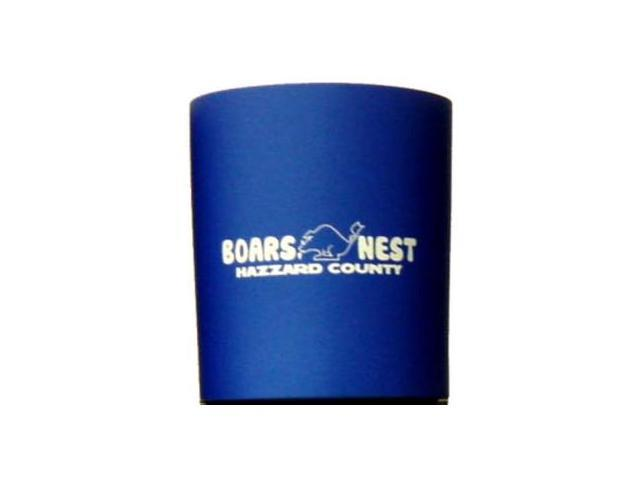 Boar's Nest Blue Coozie