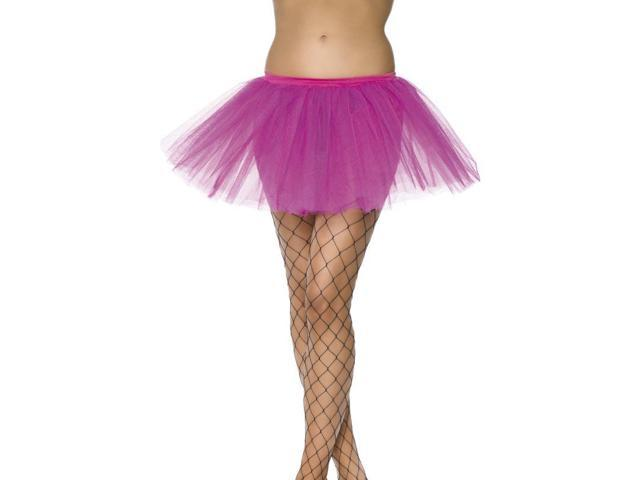 Tutu Hot Pink Adult Costume Underskirt One Size