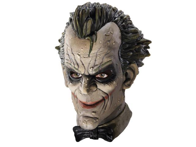 Batman The Joker Deluxe Latex Costume Mask Adult One Size