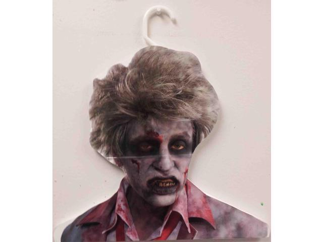 Zombie Cardboard Cutout Hanger Decoration One Size Fits Most