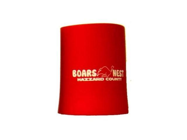 Boar's Nest Red Coozie
