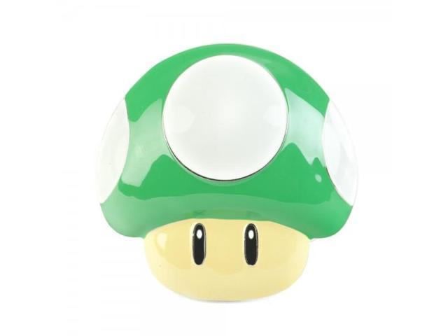 Super Mario Bros Nintendo Green Mushroom Belt Buckle