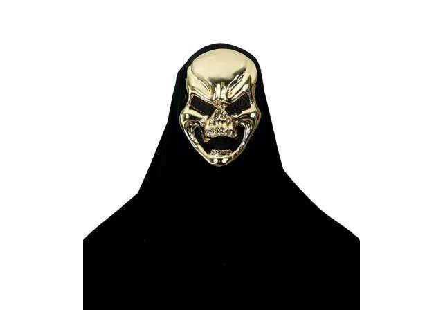 Gold Demons Of Metal Mask
